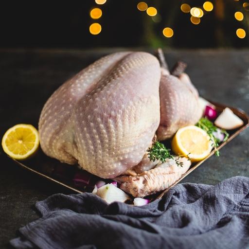 Turkey small (feeds 8-10)