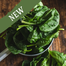 Cooking spinach 350g