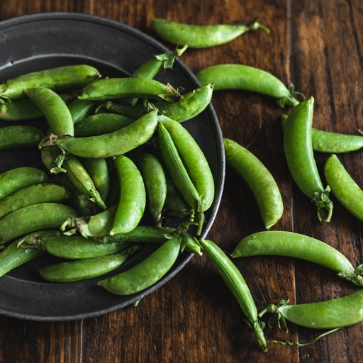 Sugar snap peas 300g