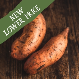 Sweet potatoes 600g
