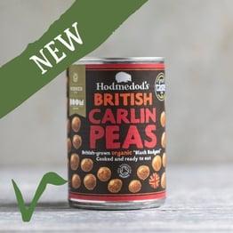 Tinned carlin peas 400g