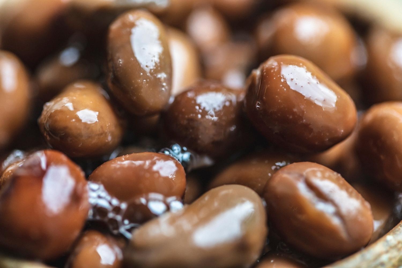 Tinned fava beans