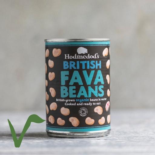 Tinned fava beans 400g