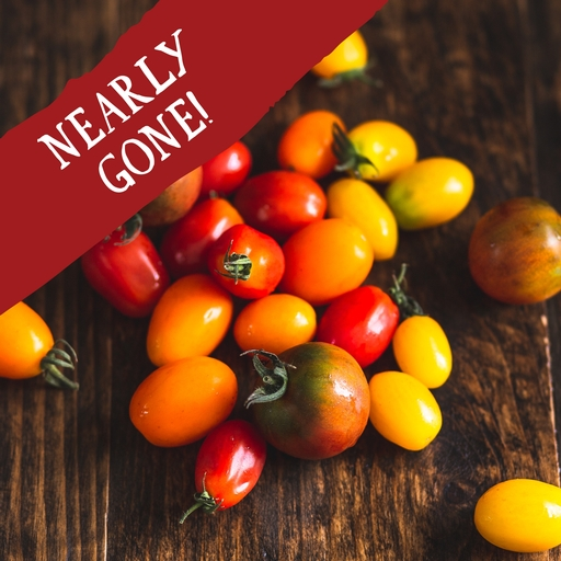 Mixed baby tomatoes 300g