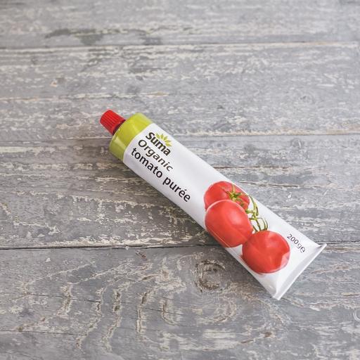 Tube of tomato purée 130g