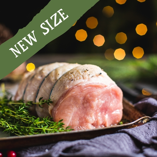 Turkey breast joint 750g