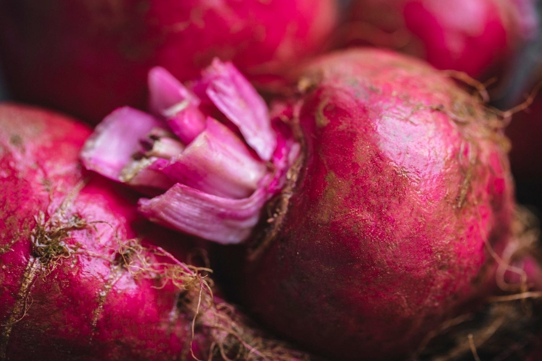 Summer turnips