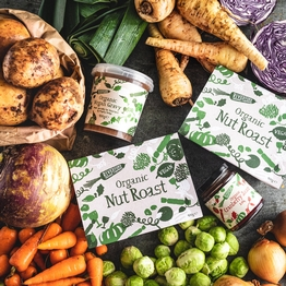 Vegan Christmas dinner box