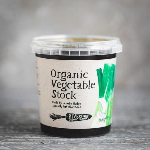 Vegetable stock 400g