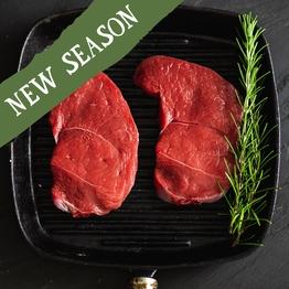 Venison steaks 200g