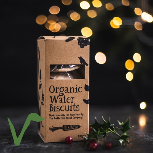 Water biscuits 100g