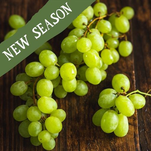 White seedless grapes 350g