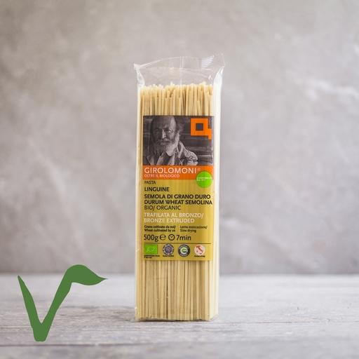 Girolomoni white linguine pasta 500g