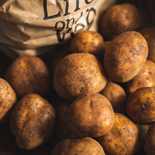 White potatoes 5kg