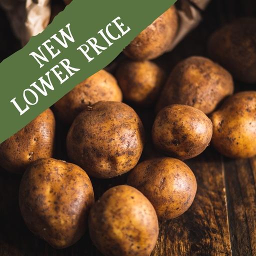 White potatoes 1.5kg