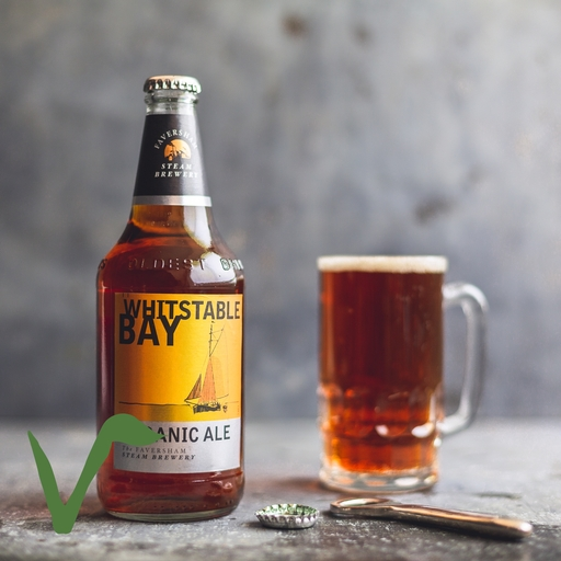 Whitstable bay ale 50cl