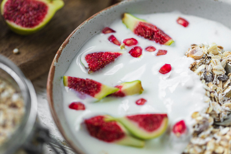 Whole yogurt