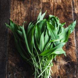 Wild garlic 100g