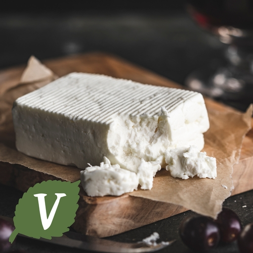 Wootton white greek style sheep cheese 150g