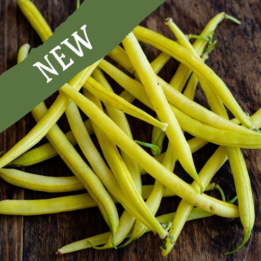 Yellow French beans 300g