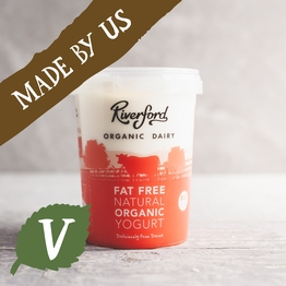 Fat free yogurt 475g