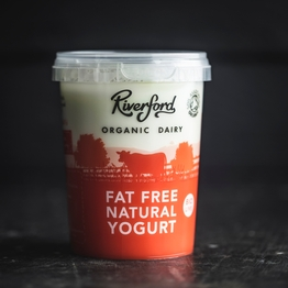 Fat free yogurt