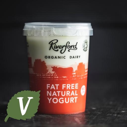 Fat free yogurt 475g
