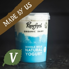 Whole yogurt 475g